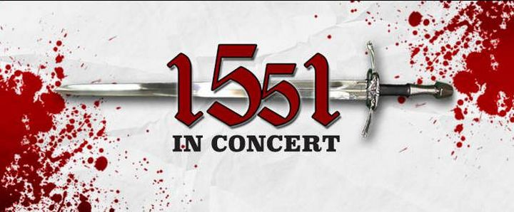 1551 in Concert at the Citadel: The story of the invasion of Gozo