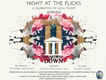 Night at the Flicks: Gozo celebration of local talent in aid of Puttinu