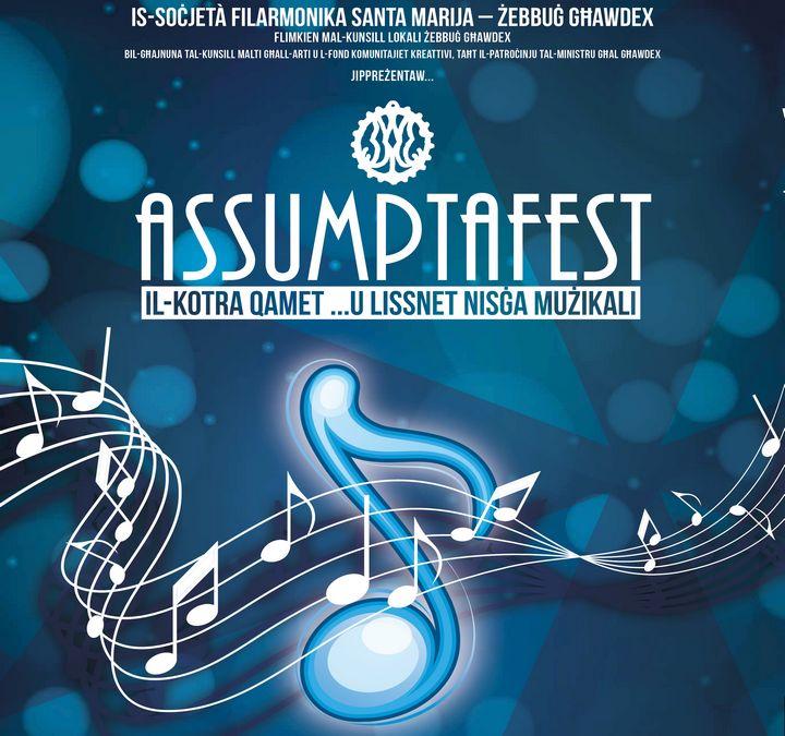 AssumptaFEST - An open-air musical concert in Zebbug, Gozo
