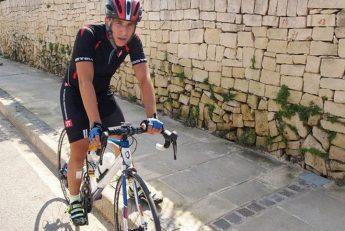 Gozitan cyclist wins Malta Cycling Federation Time Trail junior category