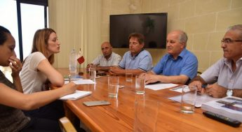 GTA discuss concerns in Gozo tourism trade with MEP Roberta Metsola