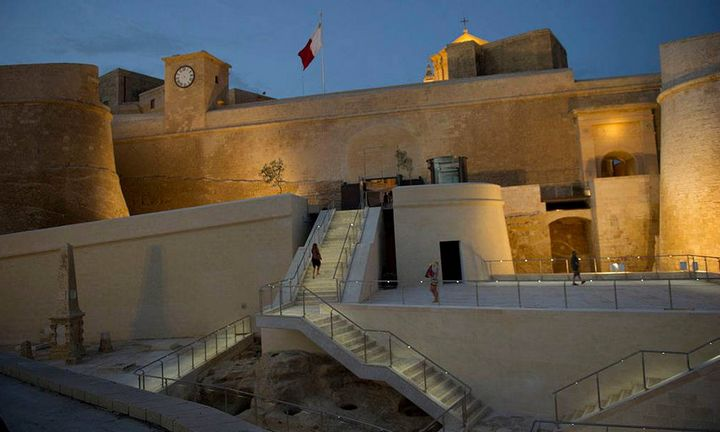 Video: Gozo Citadel restoration inaugurated by the Prime Minister