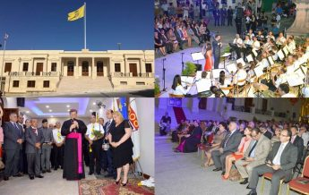 New premises inaugurated for the St Gregory Band of Kercem