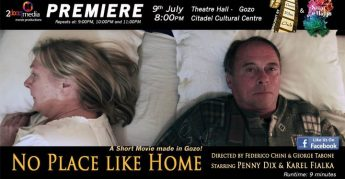 There's no place like home: Gozitan movie premiere this Saturday