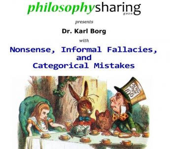 Nonsense, Informal Fallacies, and Categorical Mistakes: Public talk