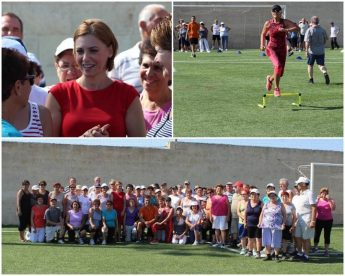 First-ever over 60s sports day taking place in Kercem, Gozo