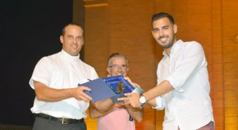 The Travellers awarded 'Palma tad-Deheb' by San Lawrenz community