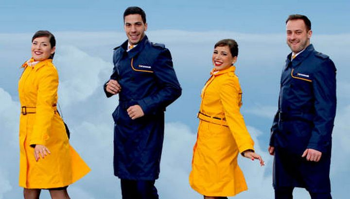 Ryanair cabin crew recruitment day in Malta this month