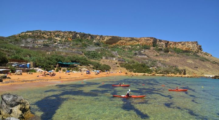 50 swimmer zones designated, with 7 in Gozo and 3 in Comino
