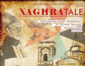 Xaghratale 2016 - Travel on an eventful historical journey in Gozo