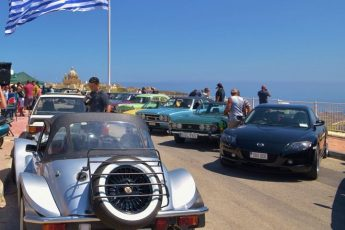 Large number of entrants for the Zebbug - Gozo Motor Show
