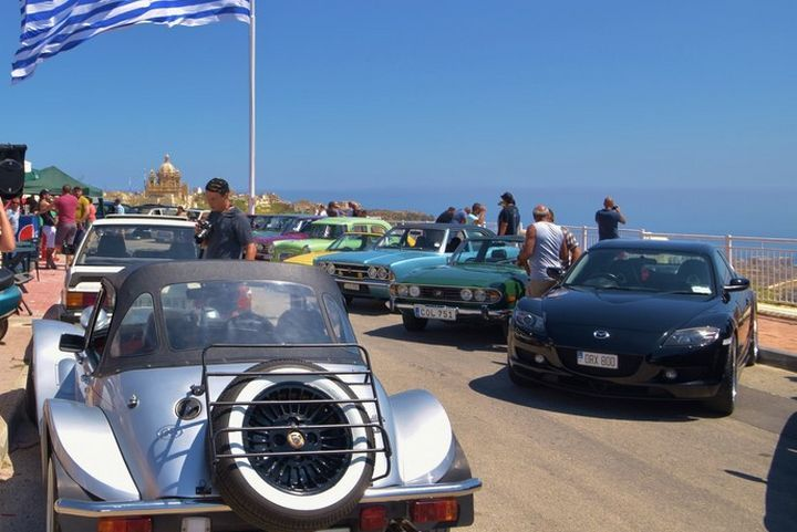 Zebbug - Gozo Motor Show this Saturday in aid of Puttinu Cares