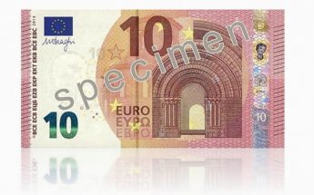 €10 banknote continues to be the most counterfeited in Malta