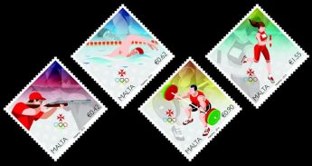 Philatelic Postage stamp issue: Olympic Games – Rio De Janeiro