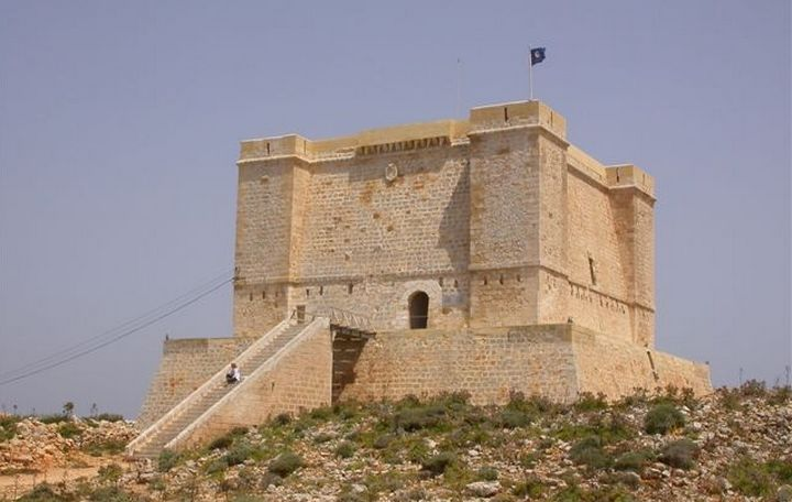 St Mary's Tower Comino 400th anniversary weekend of events