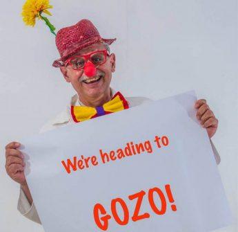 Dr Klown to start spreading smiles at Gozo Hospital children's ward