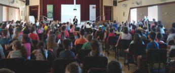European Mobility Week 2016 – Skola Sajf sessions held for children