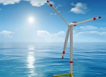 Novel offshore floating system for renewable energy storage