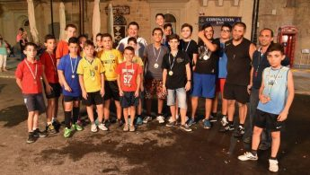 Black Eagles win this week's Giochi – it's a knockout event in Xaghra