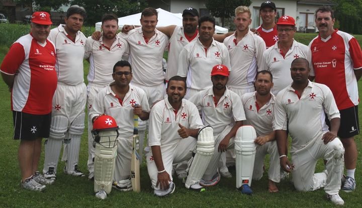 Malta finish 2nd in Pan European T20 held in Hungary