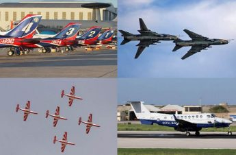 Malta International Airshow aerial displays move to Smart City