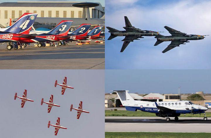Malta International Airshow preparations suspended - MAS