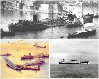74th anniversary commemoration of Operation Pedestal