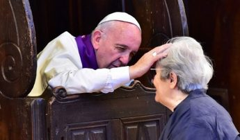 Forgiveness can truly renew Church and world -  Pope Francis in Assisi