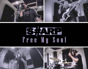"Gozitan Rockers ""S#arp"" release new single - Free my Soul"
