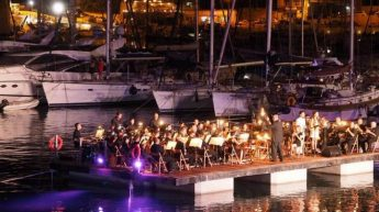Mgarr is the setting for Stage and Proms on the Sea 2016