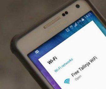 Free Tallinja WiFi available at Malta International Airport