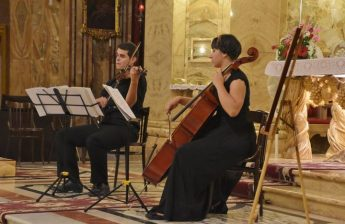 JP2 Foundation classical music concert held in Zebbug, Gozo