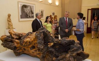 Agius 3 - Gozo art exhibition by Mario,Victor and Charlene Agius