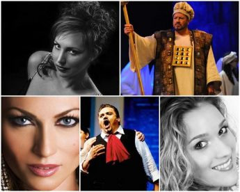 Cast announced for Astra Theatre's production of Aida