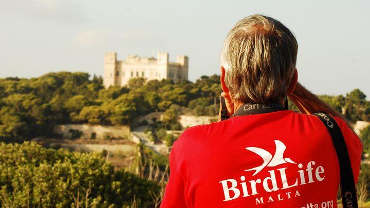 BirdLife Malta's Raptor Camp 2016 kicks off today for 3 weeks