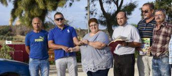 Kia Mentor car donated to the Gozo Horse Racing Association