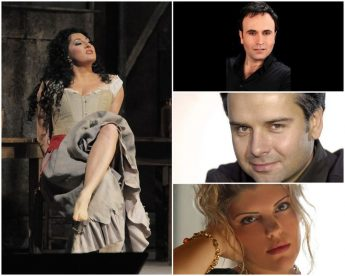 Cast announced for Bizet's Carmen at the Aurora Opera House in Gozo