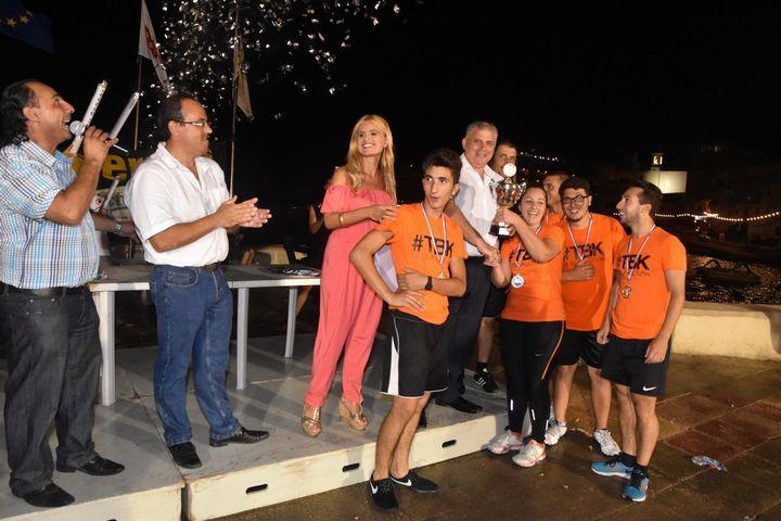 Nadur wins the Grande Finale of Giochi it's a knockout 2016