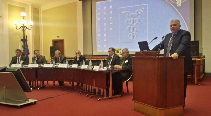 Gozo Minister address Russian Chamber of Commerce & Industry