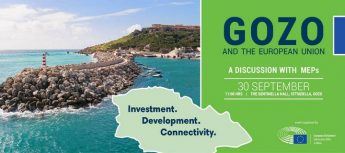 Gozo and the European Union - A discussion with MEPs
