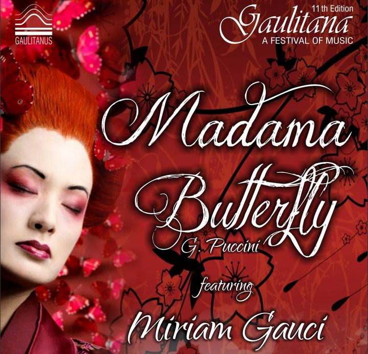 Gaulitana announces auditions to be held for roles in Madama Butterfly