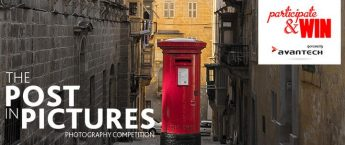MaltaPost launches a photography competition for World Post Day