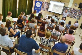 Seminar on organic food and its genuinity organised by EDIC Gozo