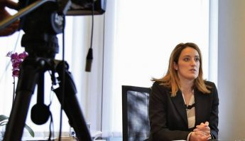 """Join forces to help Gozo move forward"" - MEP Roberta Metsola"