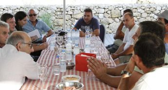 Gozitan farmers seek Alfred Sant's interventions in Europe