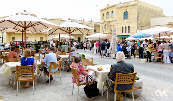 Swejjaq: Traditional artisan market in San Lawrenz Square, Gozo