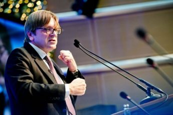 EP appoints Guy Verhofstadt as representative on Brexit matters