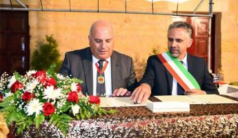 Xewkija Local Council and Modica sign second twinning agreement