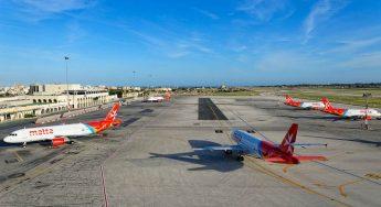 Air Malta registers eight-fold increase in interline revenue with Alitalia