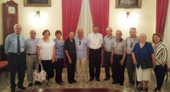 Gozo Bishop meets with the National Council for the Elderly